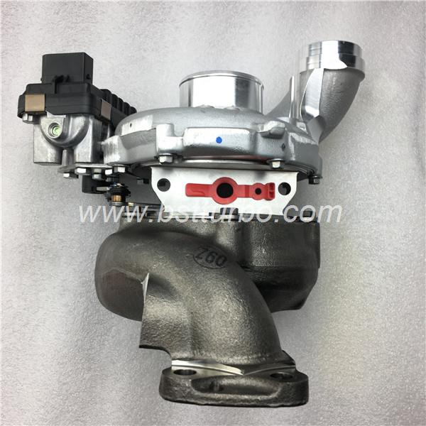 GT2260V 765156-0008 A6420901580 turbo for Mercedes Benz S Class (W220) S320 CDI with OM642 Engine