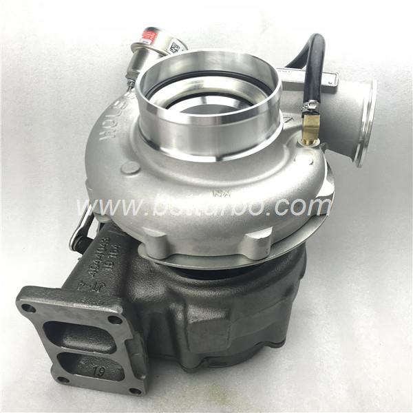 HX55W 3776506 VG1560118230 turbo for  CNH Various with 615.46 Engine