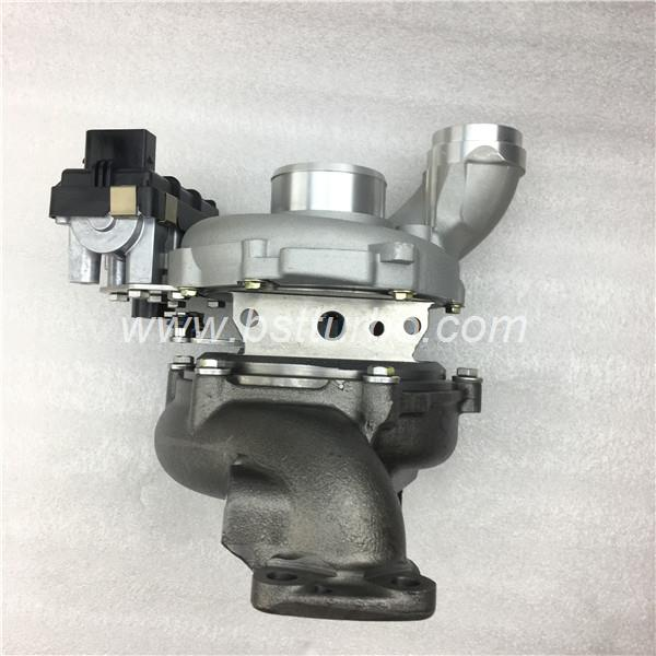 GTA2052GVK 777318  A6420902980  Turbo charger for Mercedes Benz