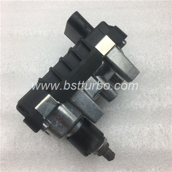 G-53 6NW008412 712120 Turbo Turbo electronic Actuator