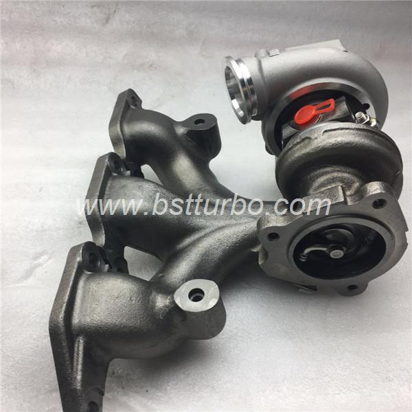 TD03 49131-05050 8602932 left side turbo for Volvo S80, XC90 Bi with N3P28FT Engine