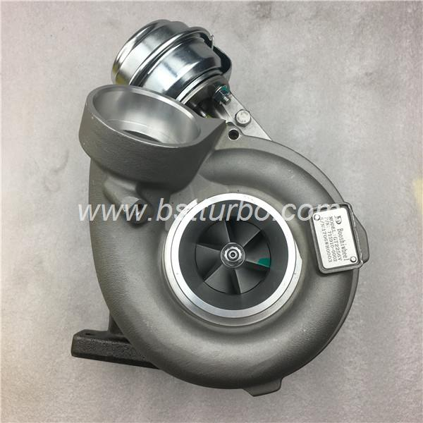 GT2256V 715910-0002 A6120960599 turbo for Benz E270 with OM612 Engine