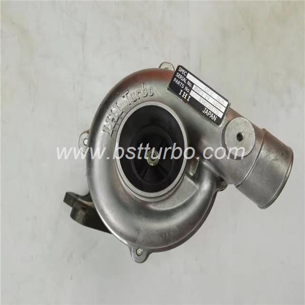 RHF3 8980305710 VA410110 turbo for ISUZU JOHN DEERE