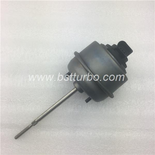 797407-0004 800165-20 Turbo electric vacuum valve actuator for  MAZDA CX5 2.2 TD